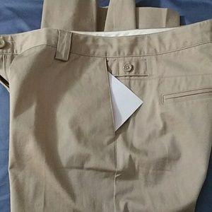 Victoria's Secret Pants - VS Christy fit cotton khakis
